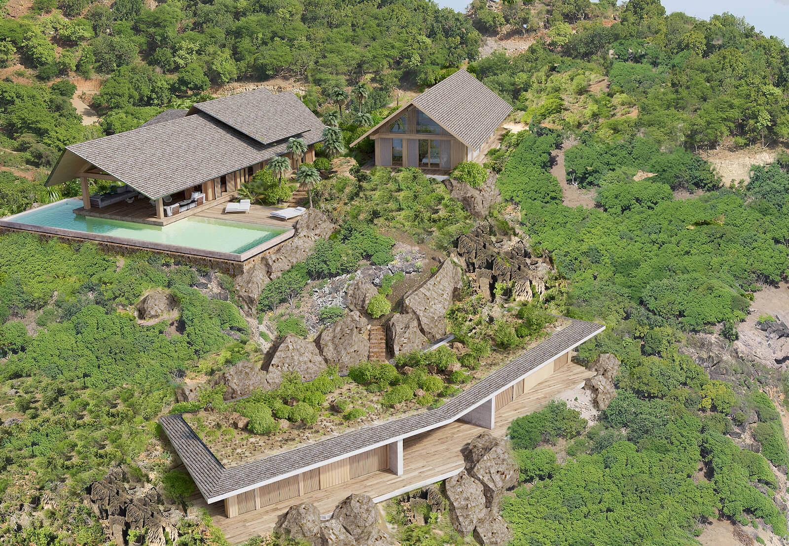 Windward Villas Antigua
